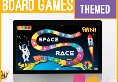 Digital Board Games for Speech Therapy