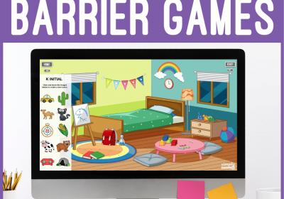 Digital Articulation Scene Builder Barrier Games