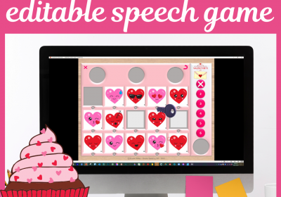 Valentine's Day Themed Digital Cariboo Game