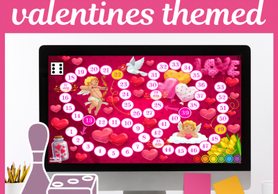 Free Online Board Game for Valentines Day