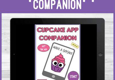 No Prep App Companion – Cupcake Maker
