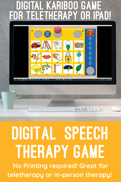 Digital Cariboo For Speech Therapy
