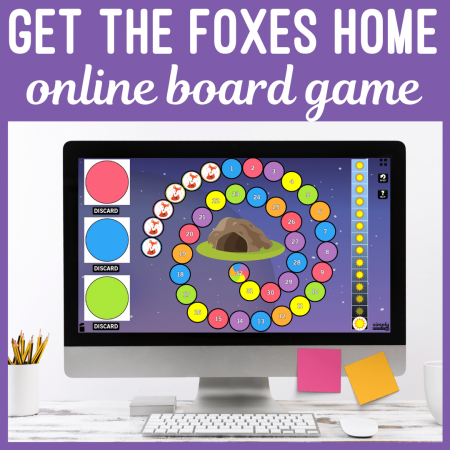 Get the foxes home online game