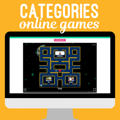 Categories Speech Therapy Online Games