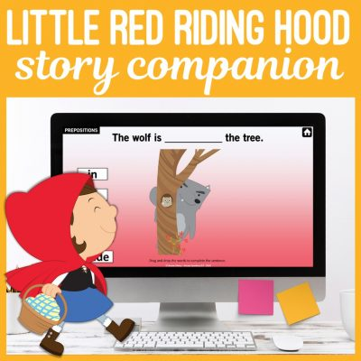 Little Red Riding Hood Companion